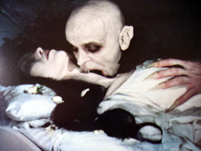 Klaus Kinski as Nosferatu