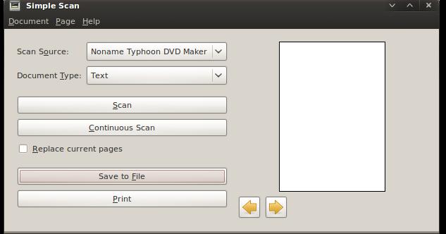 Instalando o Simple-scan no Ubuntu 9 10(karmic)