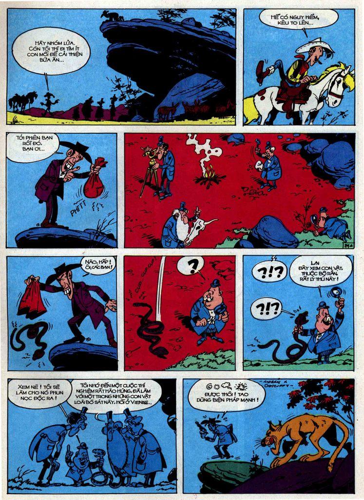 Lucky Luke tập 34 trang 29
