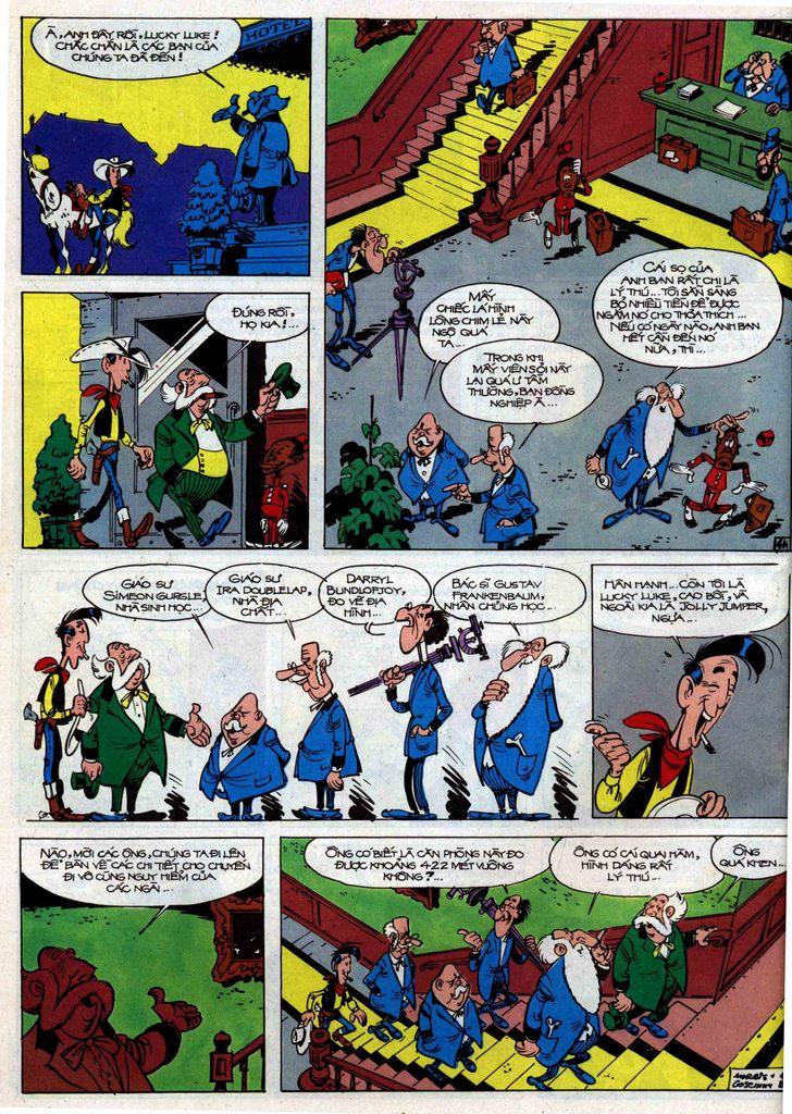 Lucky Luke tập 34 trang 4
