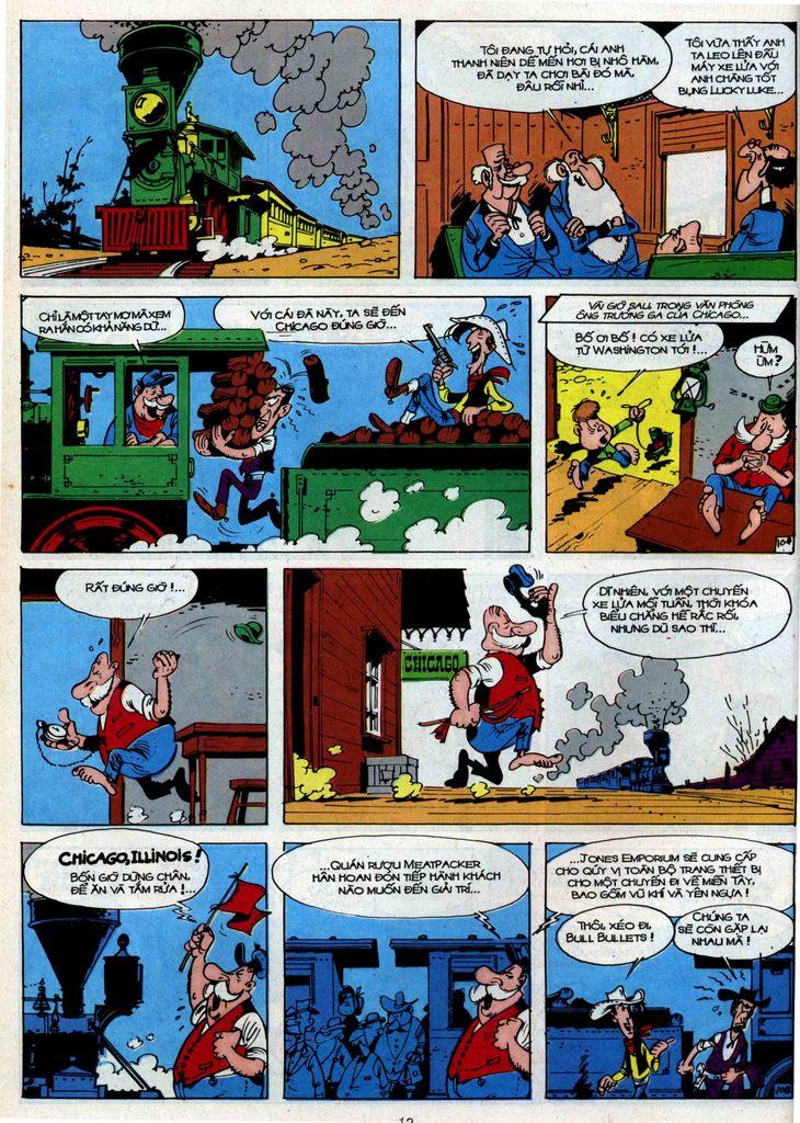 Lucky Luke tập 34 trang 10