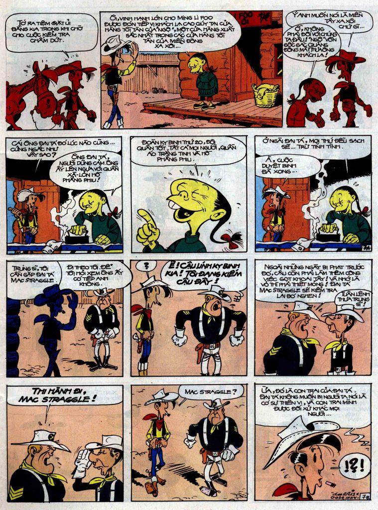 Lucky Luke tập 33 trang 7