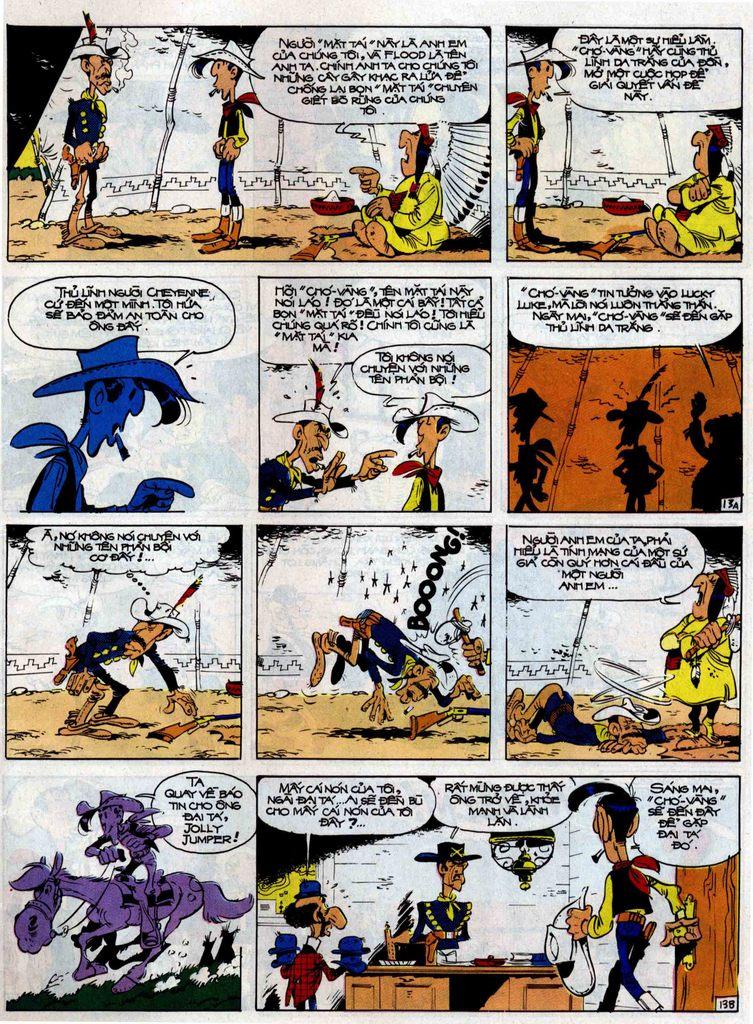 Lucky Luke tập 33 trang 13