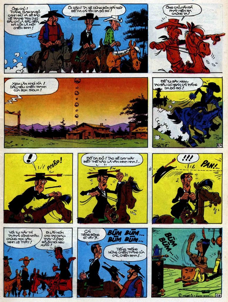 Lucky Luke tập 31 trang 5