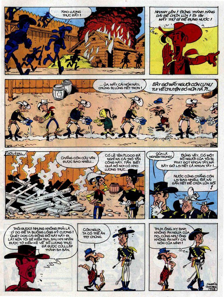 Lucky Luke tập 33 trang 33