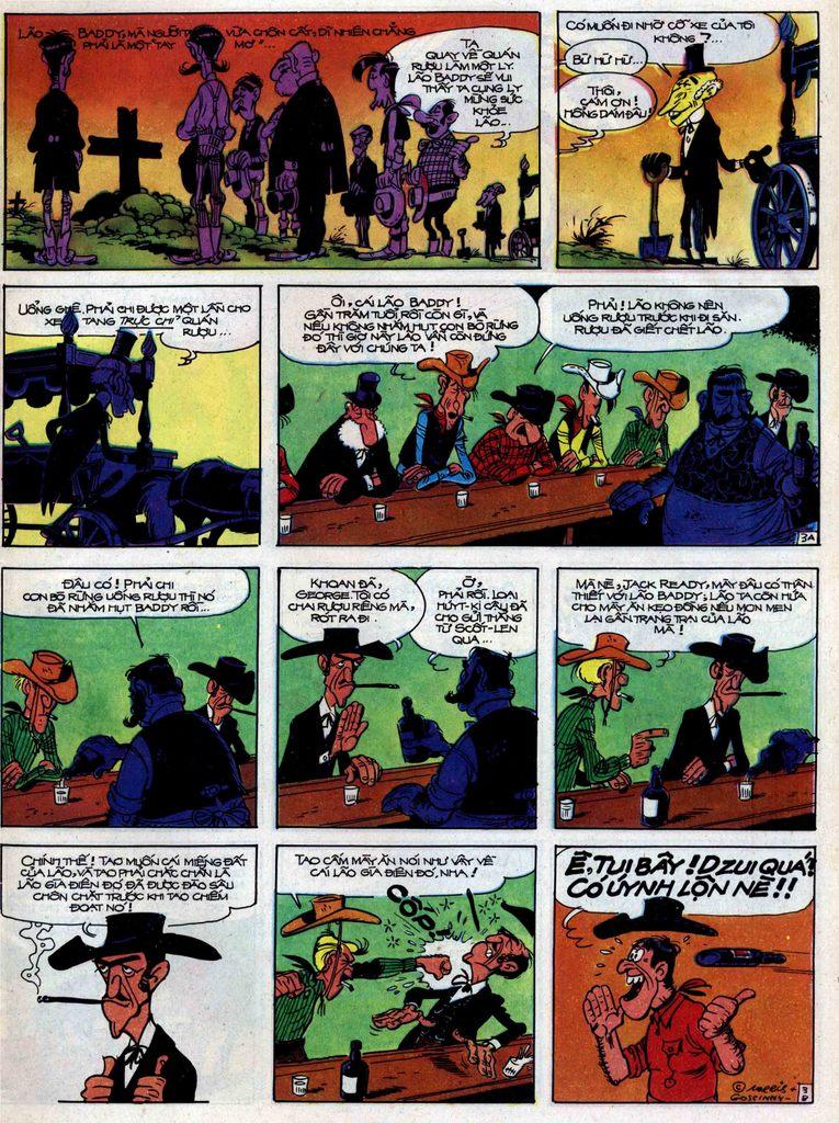 Lucky Luke tập 31 trang 3