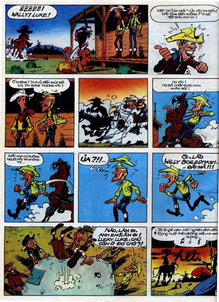 Lucky Luke tập 31 trang 44