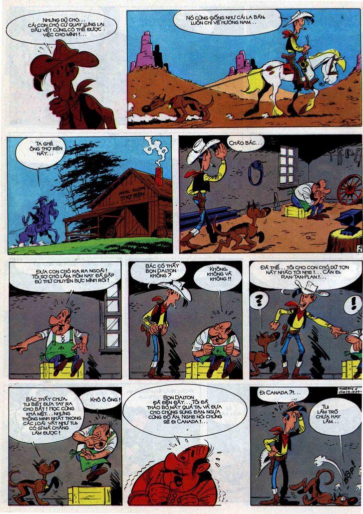 Lucky Luke tập 30 trang 3