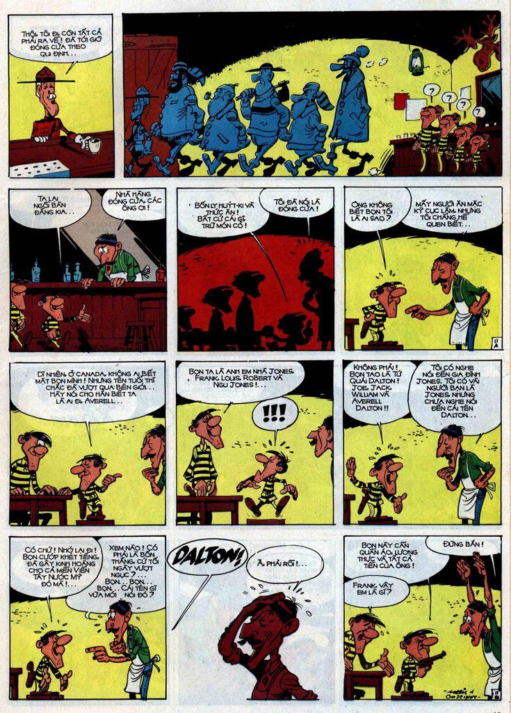 Lucky Luke tập 30 trang 10