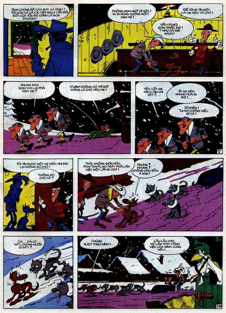Lucky Luke tập 30 trang 37