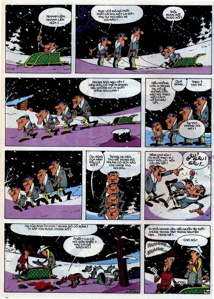 Lucky Luke tập 30 trang 38