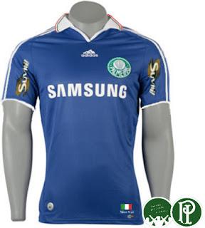 Maglia Verde  Terceira camisa de 2009  vai ser azul! b7a67f2d43e8e