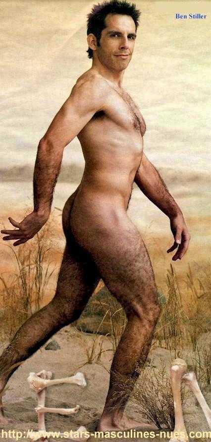 Ben Stiller Naked 50
