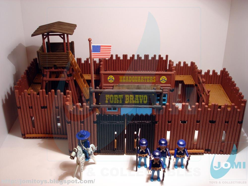 Jomi Toys Under Maintenance 3733 Fort Bravo