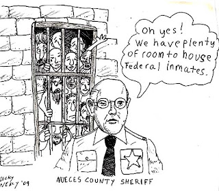 New Blog 1: Nueces County Jail