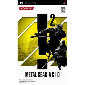 [PSP] Metal Gear Acid 2 [メタルギアアシッド2] (JPN) ISO Download