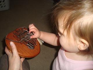 Music Time: Thumb Piano