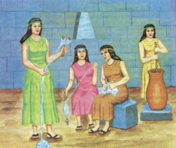 Mujeres incas