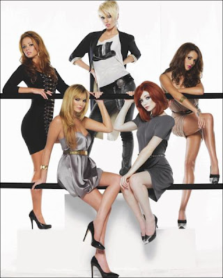 Girls+a GIRLS ALOUD: Album News