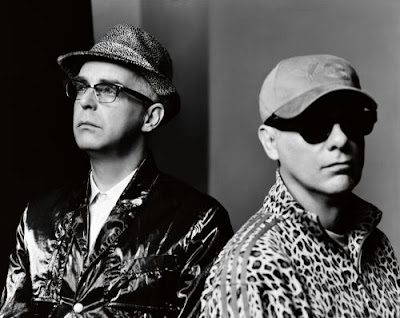 psb 1562 PET SHOP BOYS: Village Voice Interview, Tour and Did You See Me Coming Video