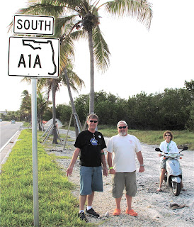 It Is Now A Tradition The Key West Moped Gang Steve And Chris Huntington Me Photographer Fourth Member That Would Be Jimmy