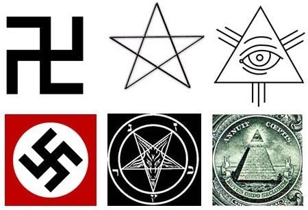 Upside Down Triangle Meaning >> A World Turned Upside Down: The Inversion of Sacred Symbols | Mind Unclouded
