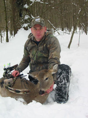 A Clothing System For Cold Weather Bowhunting