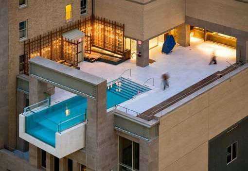 What People Like: World's coolest swimming pools