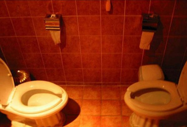 100 Unusual Toilets Curious Funny Photos Pictures