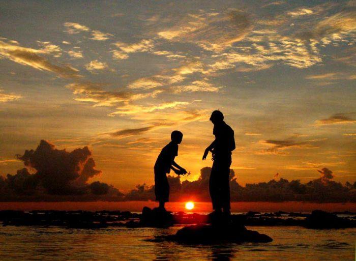 Beautiful human silhouettes - 31 Pics | Curious, Funny ...