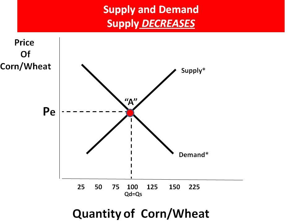 Economics Basics: Supply and Demand