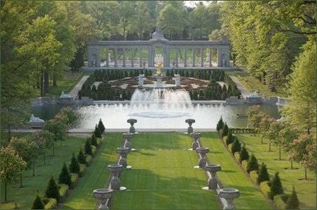 Brandywine Country Gardens Nemours Mansion Amp Gardens