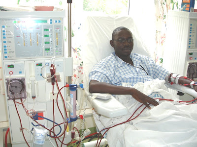 Renal Technik Service How Does A Dialysis Machine Work