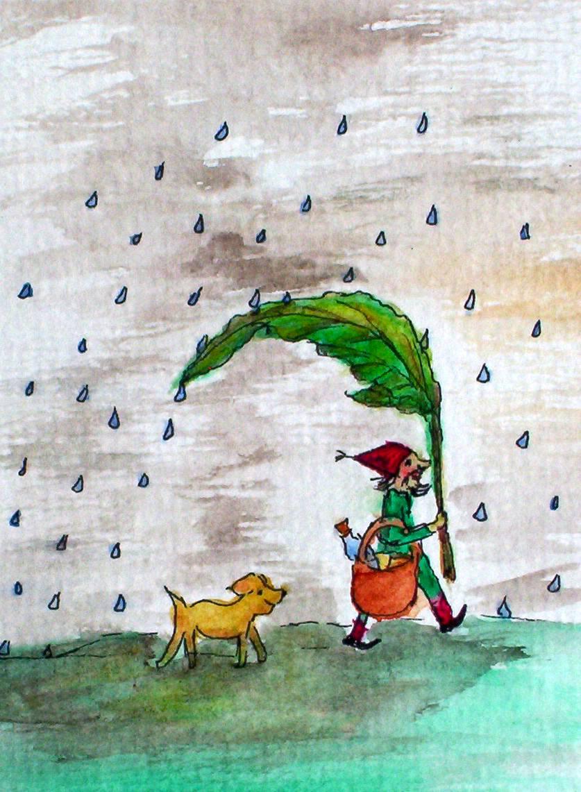 Es Regnet Es Regnet