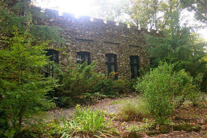 Gimghoul Castle: 10/27/10