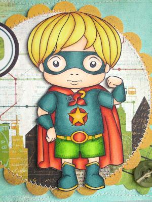 Alice's {Little} Wonderland: Star Boy Luka