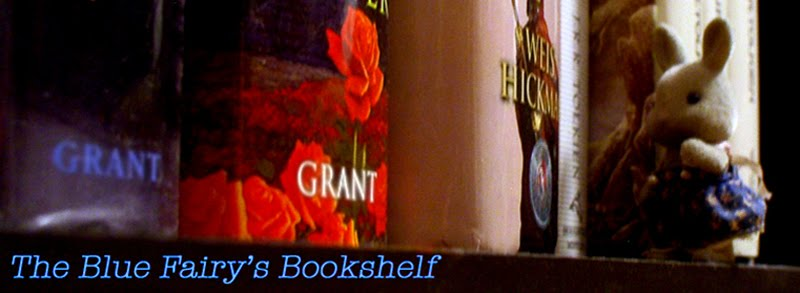 The Blue Fairy's Bookshelf