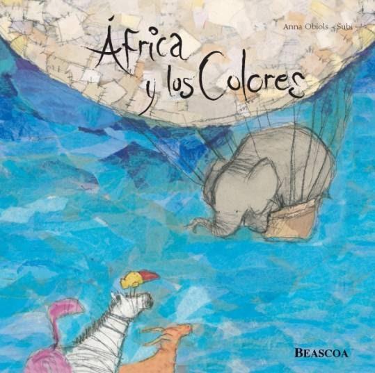soñando cuentos: ÁFRICA Y LOS COLORES.