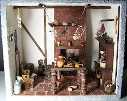 Anime Medieval Kitchen 1
