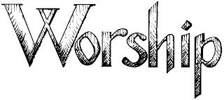 Christian Carpology: Worship Him.