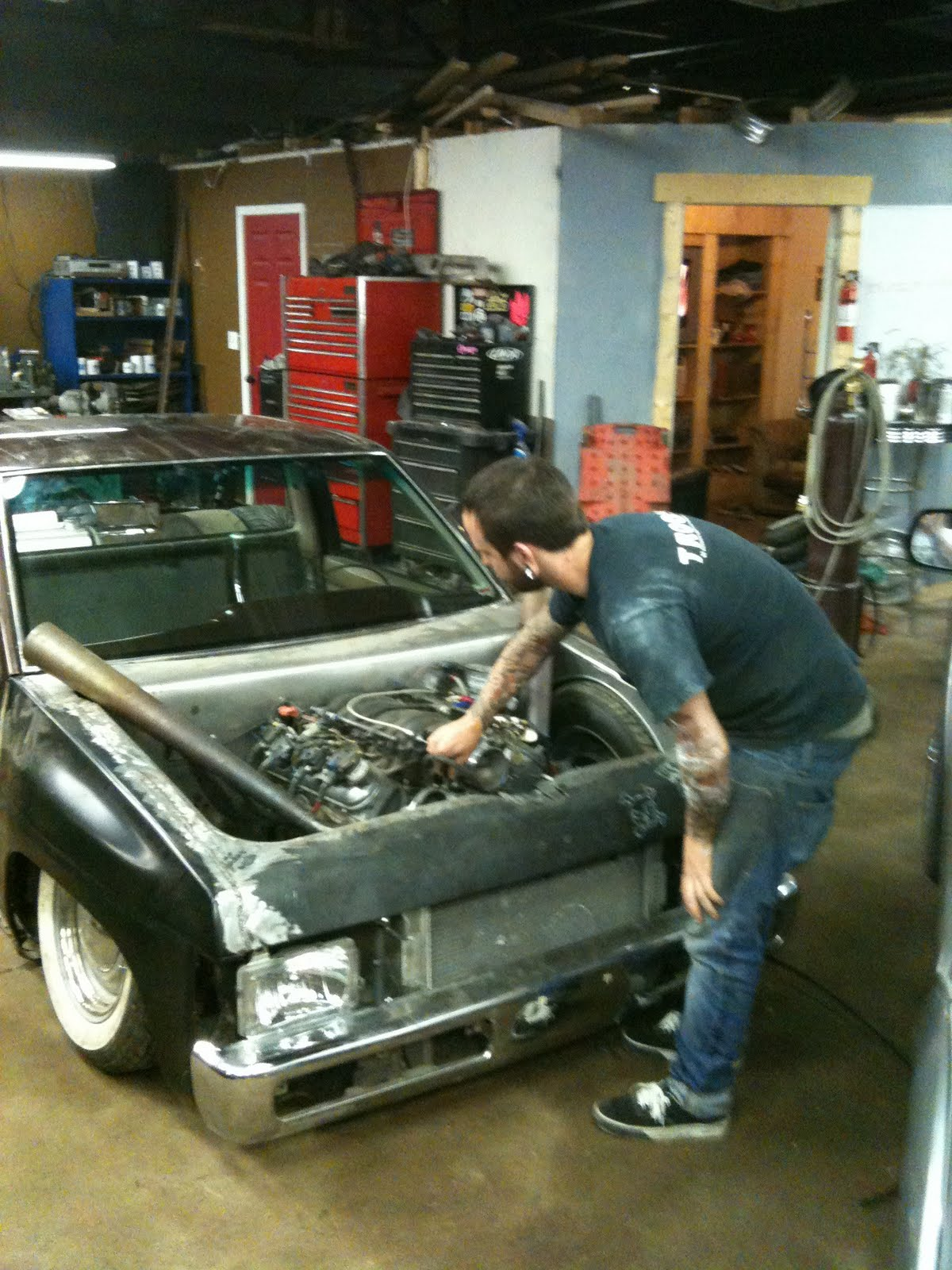 Kansas City S Full Service Auto Repair And Ls1 V8 Swap