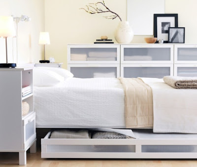 Modern Ikea Small Bedroom Design And Decoration Ideas