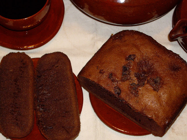 SIN GLUTEN PLUM CAKE NEGRO