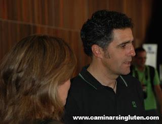 MIguel Indurain en Navarra Gourmet 2009