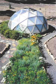 geodesic greenhouse