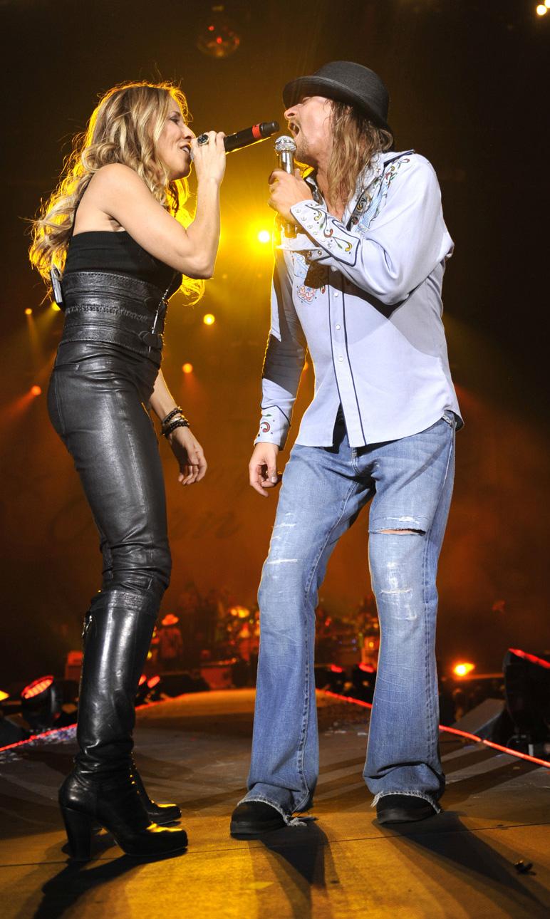 Celebrities Boots 2010