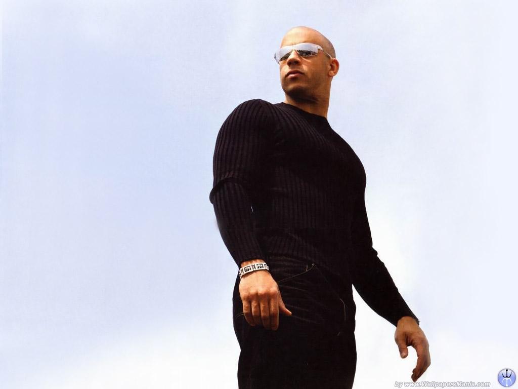 Almighty Vision Vin Diesel