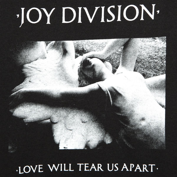 Torn Apart: Jacyk's Music Memories: Joy Division