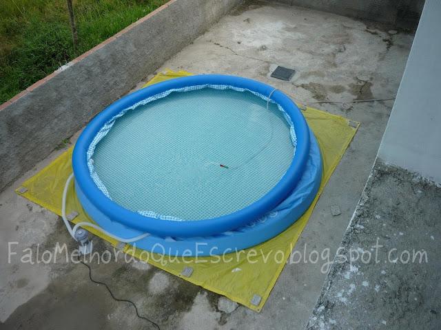 Piscina de plastico 10000 litros for Piscina 50000 litros