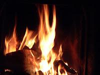 fire in ireland copyright kerry dexter